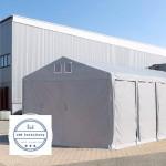 Skladovací kontajnerový stan zatvorený